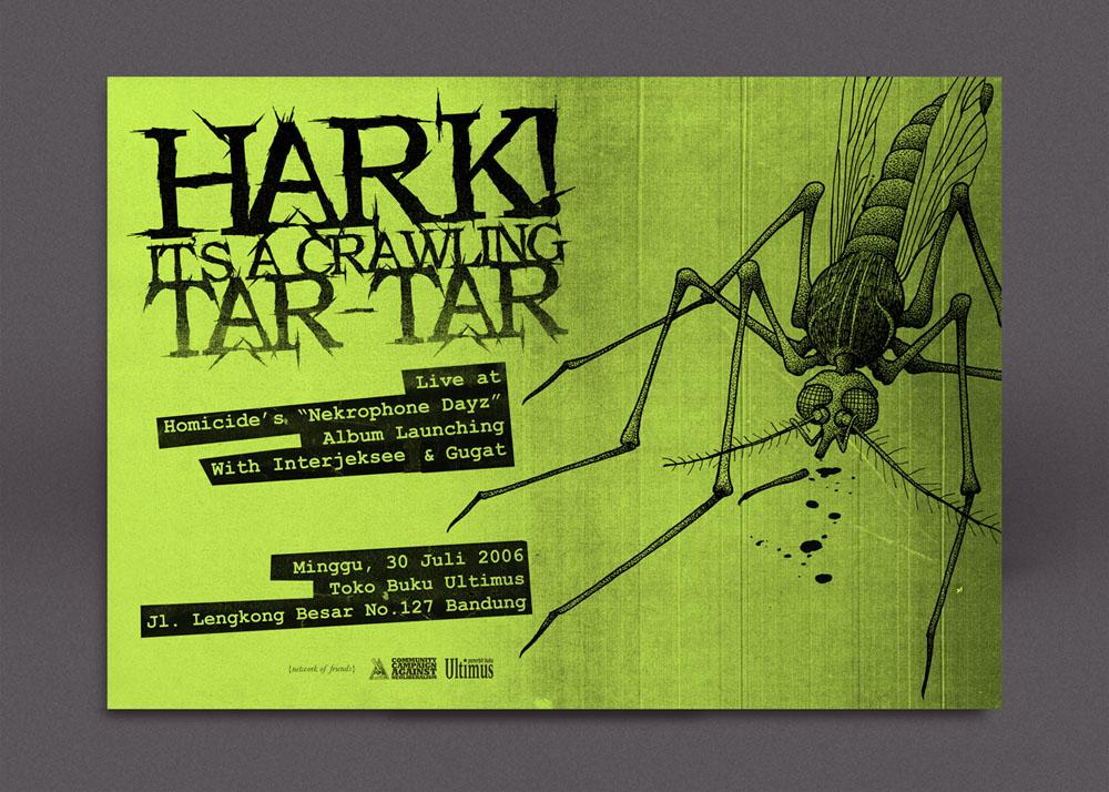 Hark_12Album-Poster